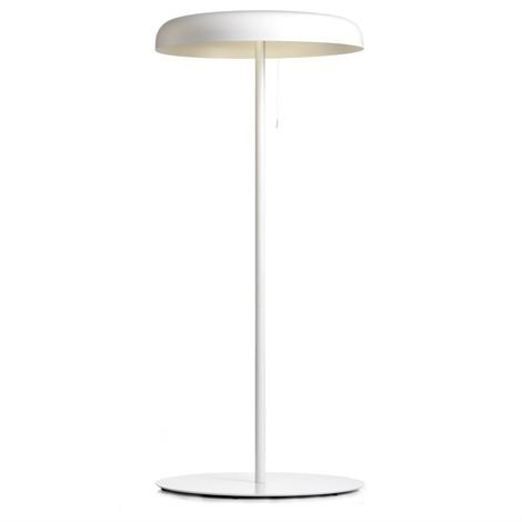 Örsjö Belysning Mushroom Lattiavalaisin Valkoinen Matala 103 cm