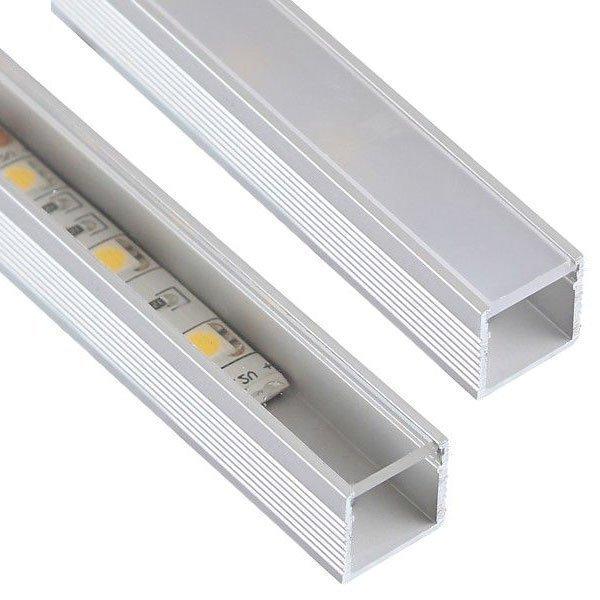 10 x 2m Line Alumiini Profiili