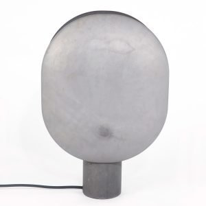 101 Copenhagen Clam Table Lamp Pöytävalaisin Oxidized