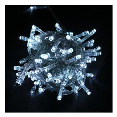 10M LED Jouluvalot Viileä Valkoinen