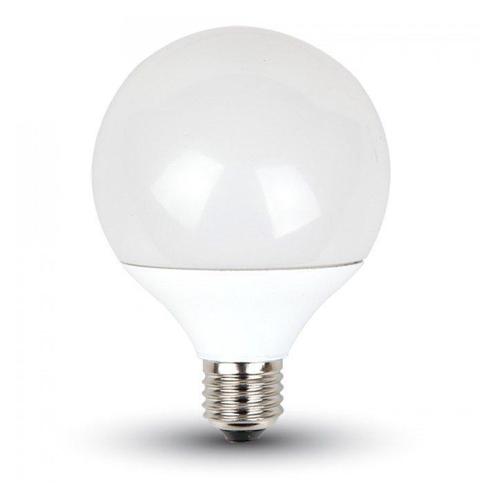 10W Himmennettävä G95 LED Lamppu E27