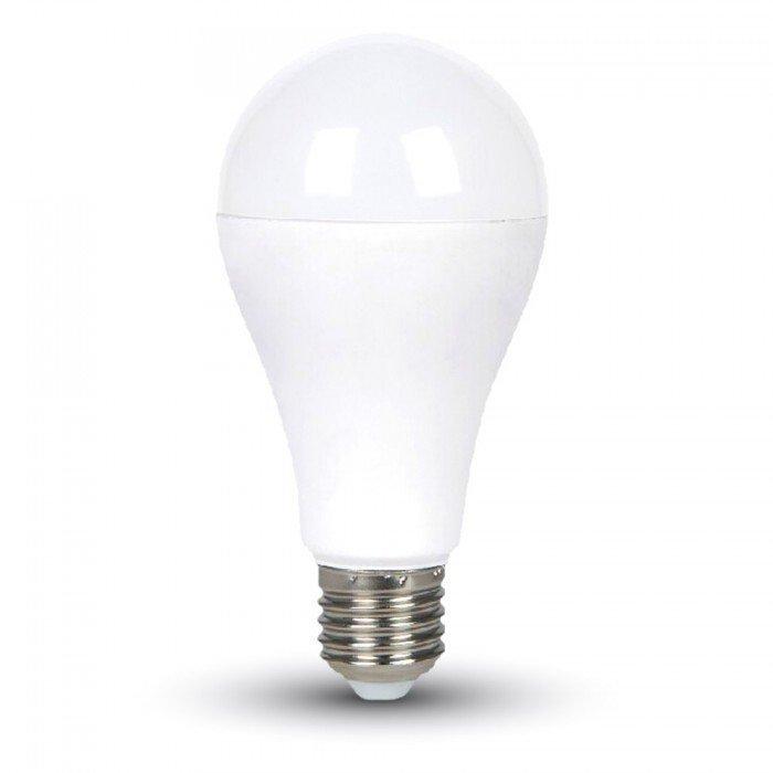 15W A65 LED Lamppu E27 130 asteen säteen kulmalla