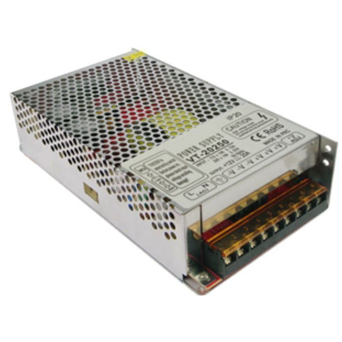 250W SMPS Power Supply 12V