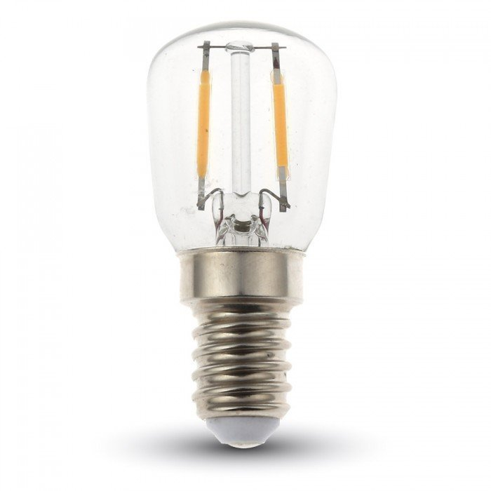 2W ST26 Vanhanaikainen LED lamppu E14