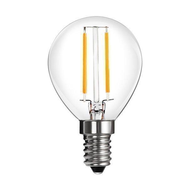 2w Retro Sisustus E14 LED Lamppu