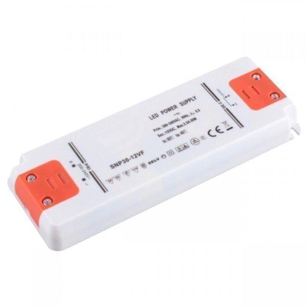 30W Korkealuokkainen LED Virtalähde 12V DC