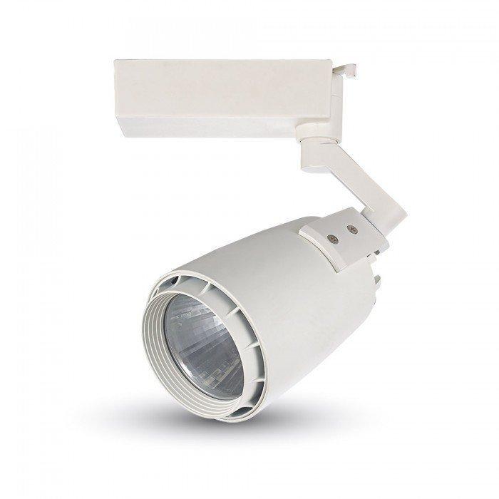 33W 3-Vaihe LED Kisko Kohdevalo Valkoinen