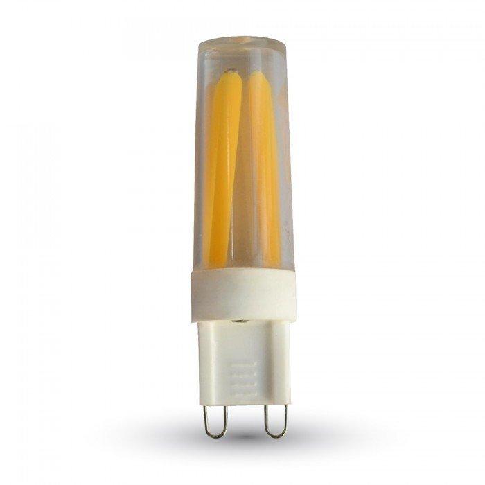 3W G9 Hehkulanka LED Kohdevalo 3-PACK