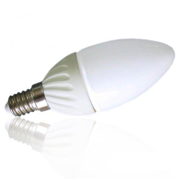 3W LED Kynttilä E14
