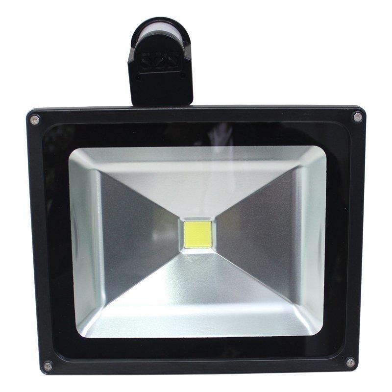40W LED Valonheitin sensorilla