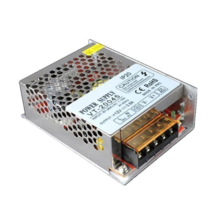 45W SMPS Power Supply 12V