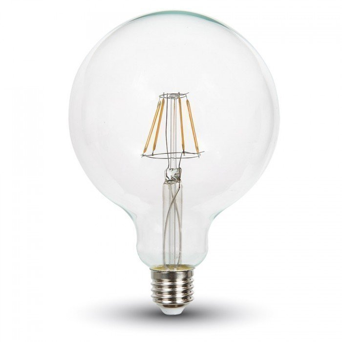 4W G125 Himmennettävä Vanhanaikainen LED Lamppu E27