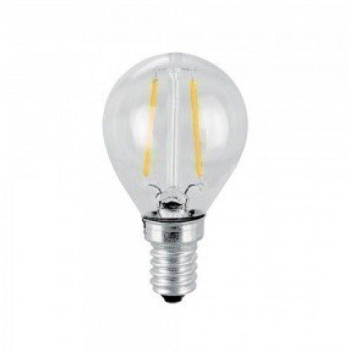 4W P45 Hehkulanka LED Lamppu E14