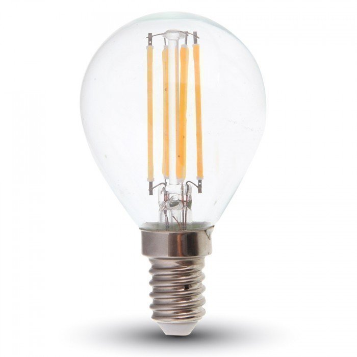 4W P45 Vanhanaikainen LED Lamppu E14
