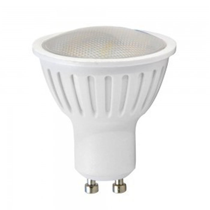 5W GU10 Himmennettävä LED Kohdevalo JDR