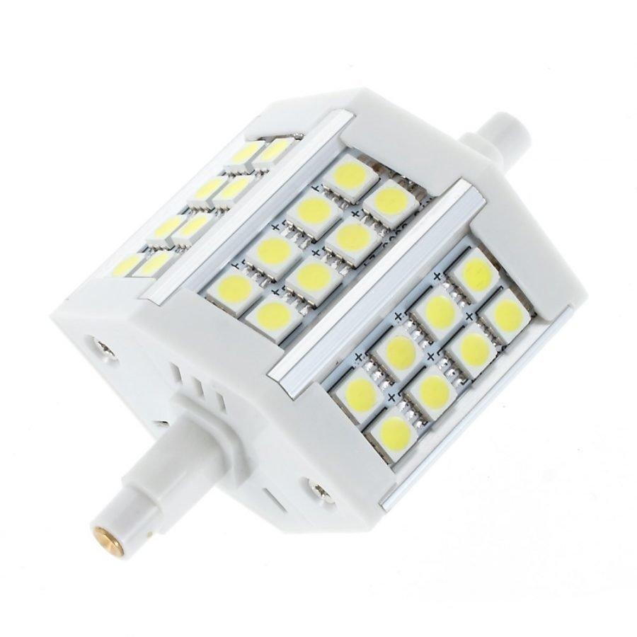 5W R7s LED Lamppu Valonheittimelle