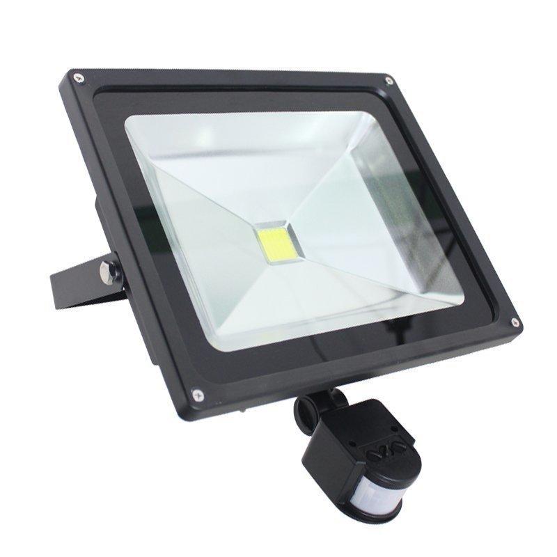 60W LED Valonheitin sensorilla