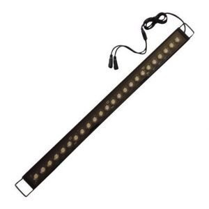 60cm Alumiini 24 x 3W Bridgelux LED Akvaario Kisko