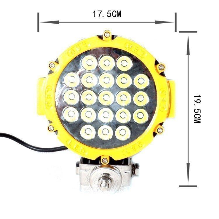 63W LED Työvalo 12V / 24V