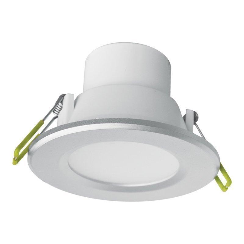6W IP44 LED Alasvalo Ajurilla Hopea