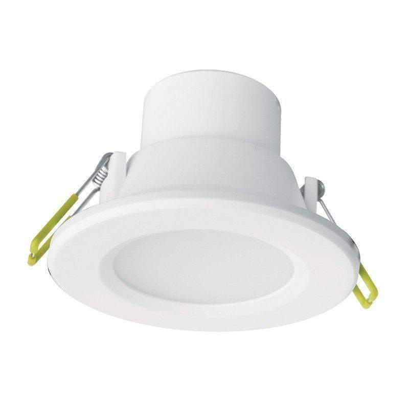 6W IP44 LED Alasvalo Ajurilla Valkoinen