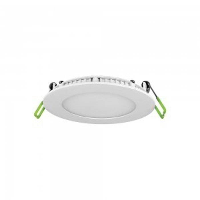 6W Round LED Panel with Power Supply