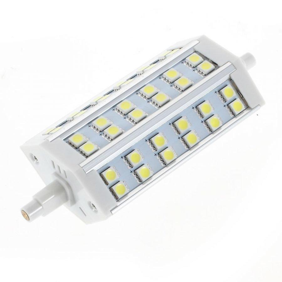 7W R7s LED Lamppu Valonheittimelle
