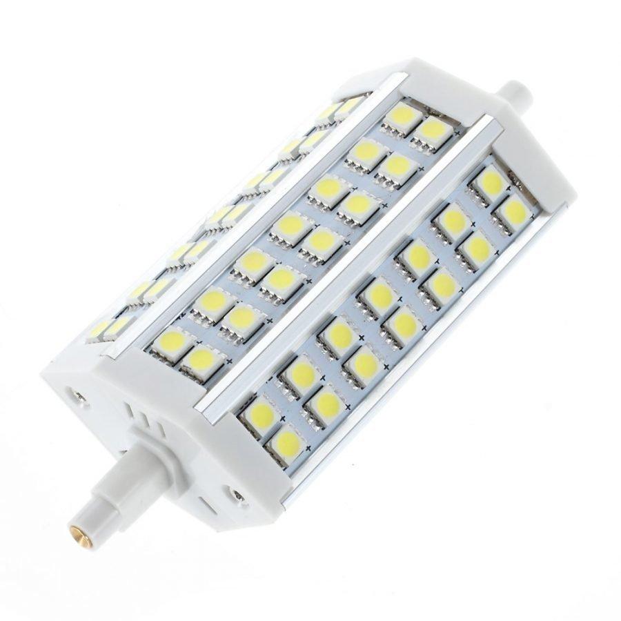 8W R7s LED Lamppu Valonheittimelle