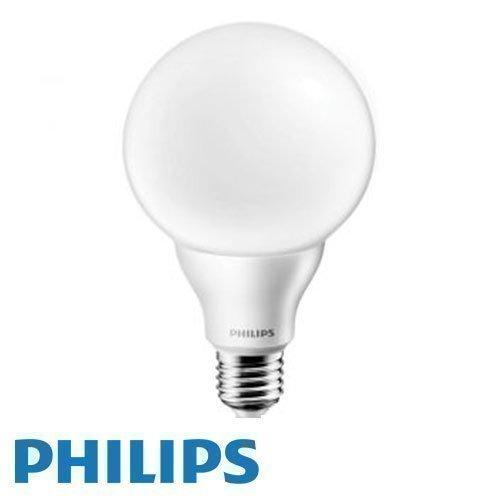 9.5W PHILIPS E27 LED Globe Lämmin Valkoinen