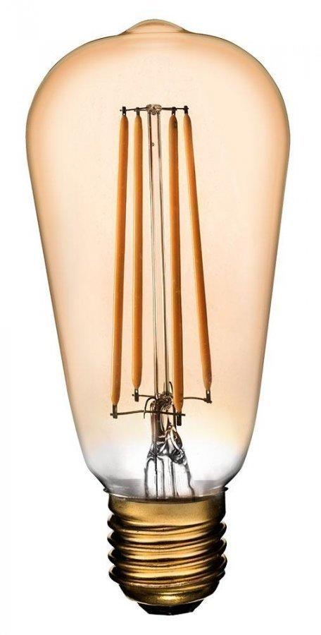 Airam Antique Edison Led Hiililankalamppu E27 4 W