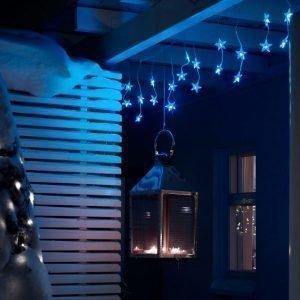 Airam Kaili Led Tähtiverho Sininen 0