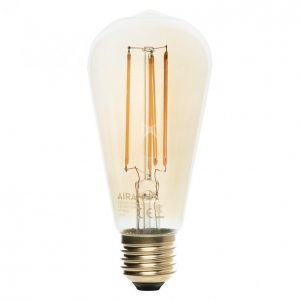 Airam Led Lamppu 4w/822 E27 Edison Antique