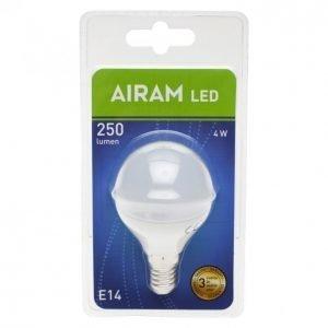 Airam Led Lamppu Mainos 3
