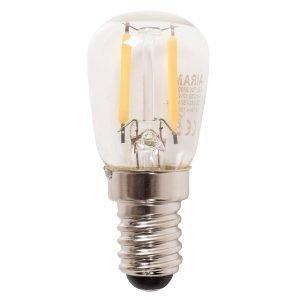 Airam Led Päärynälamppu Filamentti E14 1 W