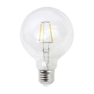 Airam Led Pallolamppu Filamentti 95 Mm E27 2 W