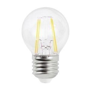 Airam Led Pallolamppu Filamentti Himmennettävä E27 4 W