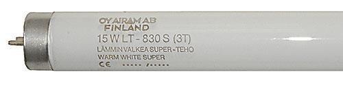 Airam Loistelamppu Kirkas Valkoinen G13 T8 Lts-840