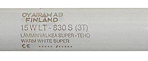 Airam Loistelamppu Lämmin Valkoinen G13 T8 Lts-830