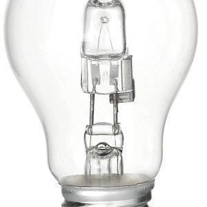 Airam Vakiokupulamppu Kirkas Energiansäästö Halogeeni E27 240v