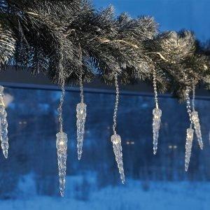 Airam Vesta Jääpuikkosarja Lämmin Valkoinen 20-Osainen
