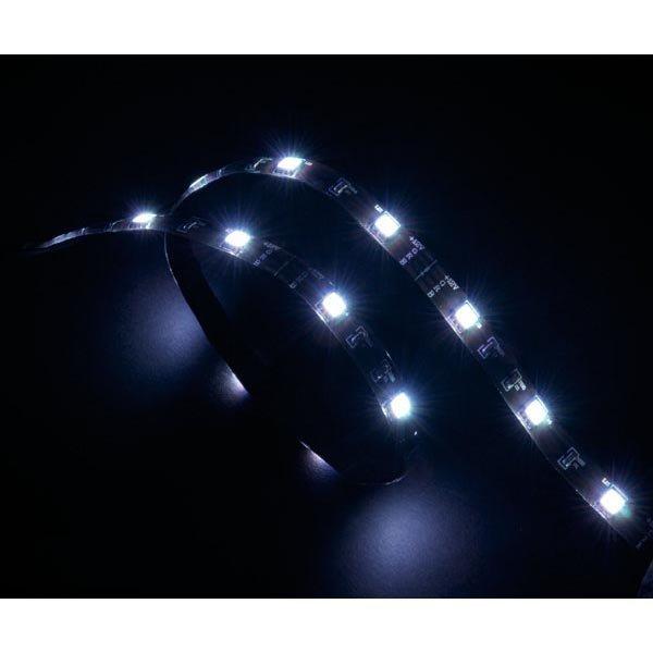 Akasa Vegas LED-lista tietokoneen kotelolle 12V valkoinen