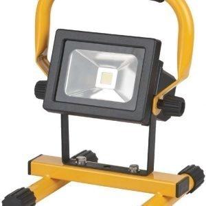 Akkukäyttöinen siirrettävä COB LED-valaisin 10 W IP54