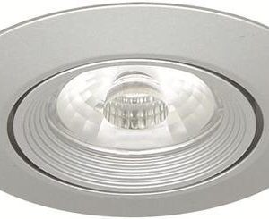Alasvalo MD-69 Ø 92x95 mm LED 9W 700lm 2700K 600 mA hopea IP21