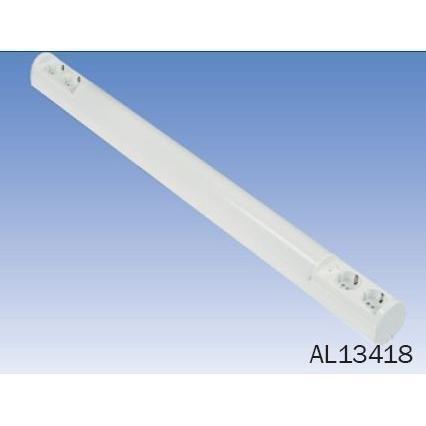 Alppilux Ali työpistevalaisin 2 x 2-os. 907 mm (valkoinen)