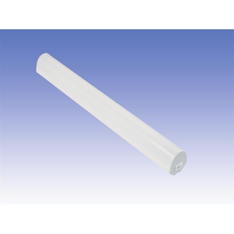 Alppilux Alisa kylpyhuonevalaisin erillisellä kytkimellä 628 mm (valkoinen)