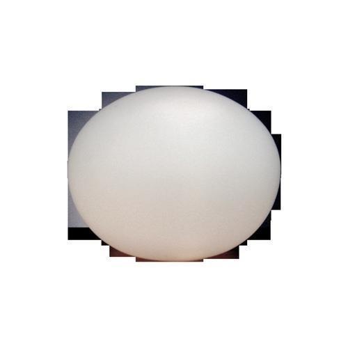 Aneta Globus pöytävalaisin 240 mm (valkoinen)