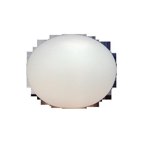 Aneta Globus pöytävalaisin 300 mm (valkoinen)