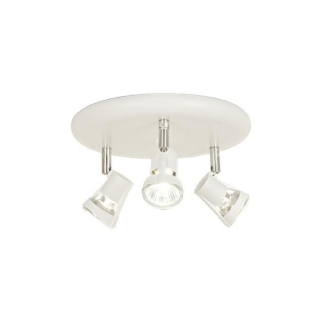 Aneta Pixy 3-os.pyöreä valkoinen