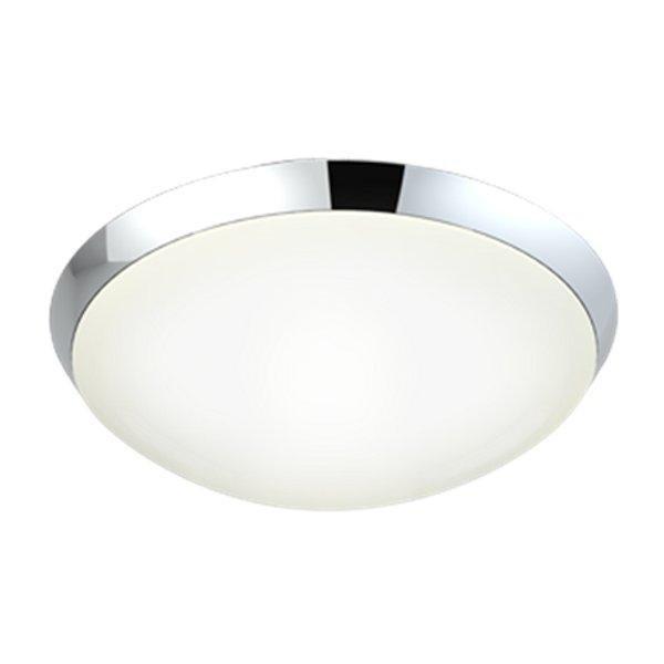 Aneta Siracusa kostean tilan LED-kattoplafondi IP44