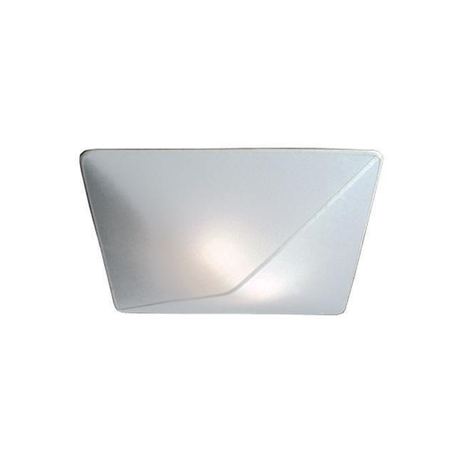Aneta Softy kattoplafondi neliskulmainen valkoinen